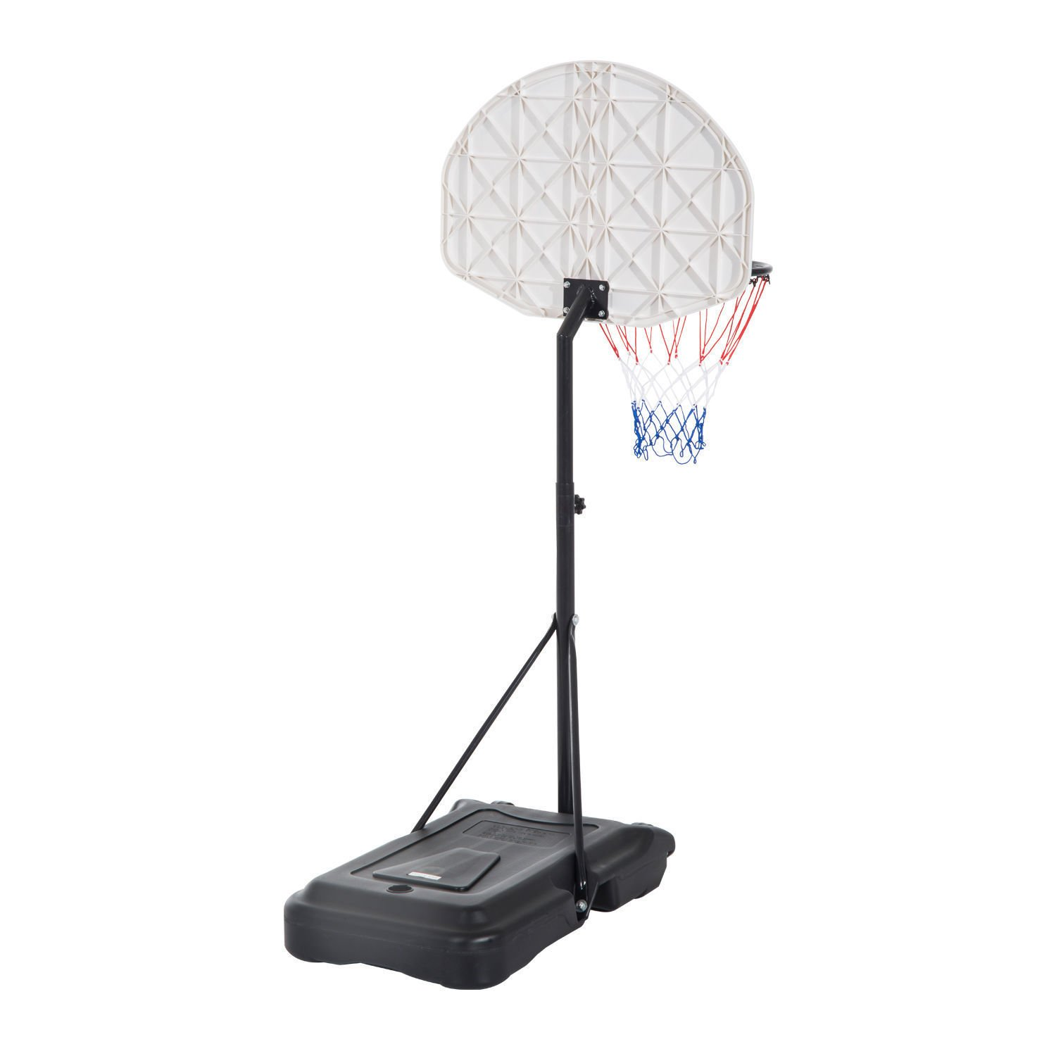 Poolside Basketball Hoop System Pool Water Sport Game Play Outdoor Adjustable by SpiritOne (Image #5)