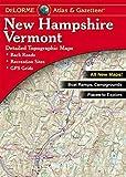 Delorme New Hampshire Vermont Atlas & Gazetteer (Delorme Atlas & Gazetteer) by Delorme (2015-10-16)