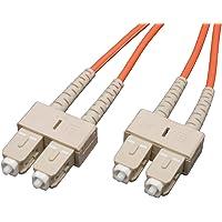 Tripp Lite Duplex Multimode 62.5/125 Fiber Patch Cable (SC/SC), 25M (82-ft.)(N306-25M)