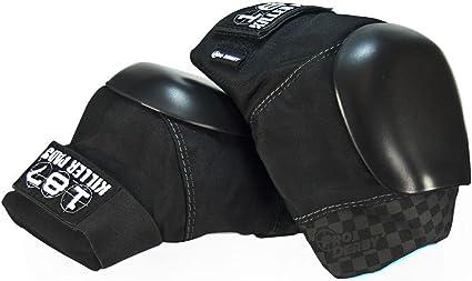 187 Pro Derby Knee Pads M-Black//Black