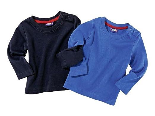 c1f997d23 lupilu Baby Boys' Long Sleeve Top: Amazon.co.uk: Clothing