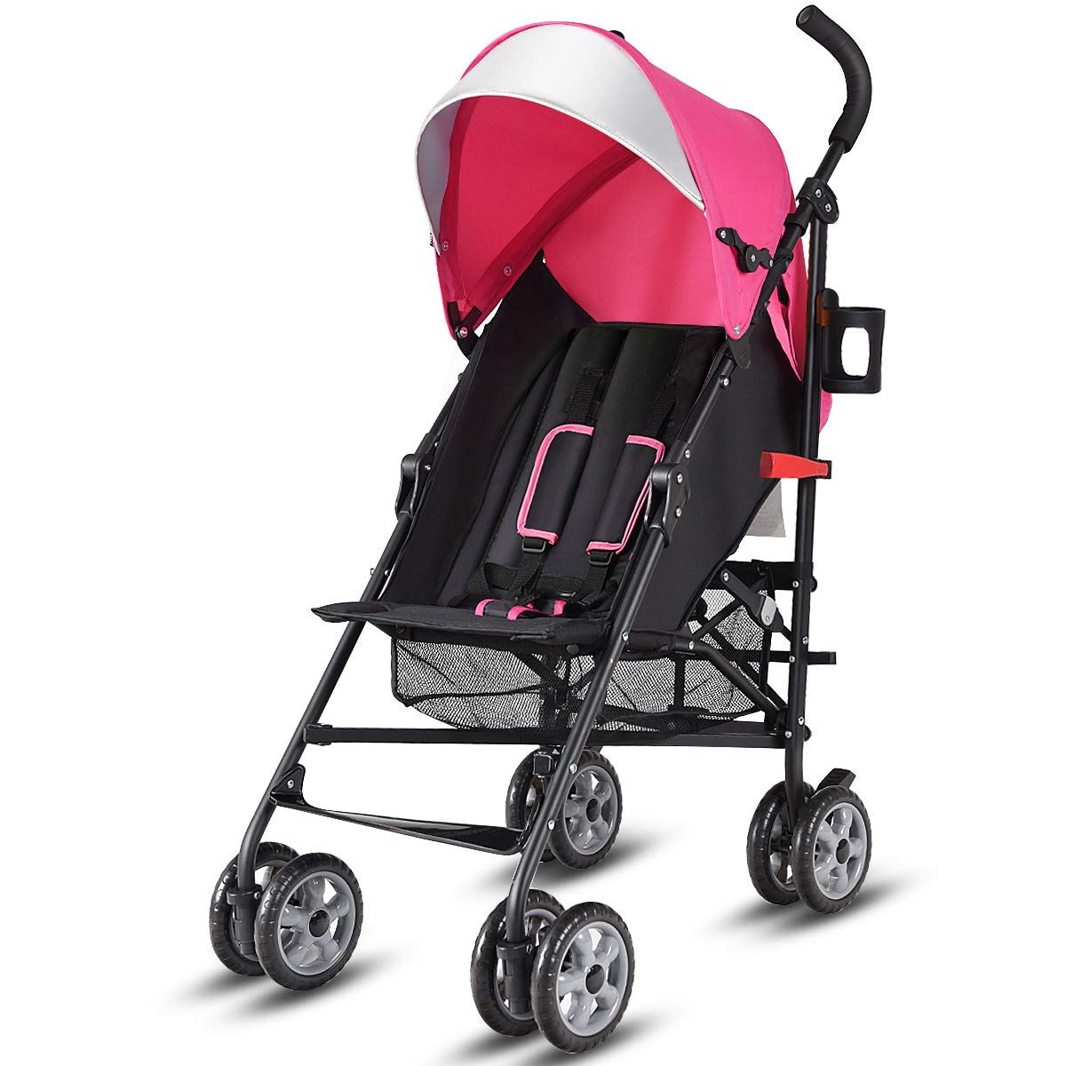 Amazon Com Baby Joy Lightweight Stroller Aluminum Baby