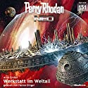 Werkstatt im Weltall (Perry Rhodan NEO 151) Audiobook by Arno Endler Narrated by Hanno Dinger