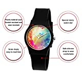 Kids Boys Girls Watches,Resin Super Soft Band