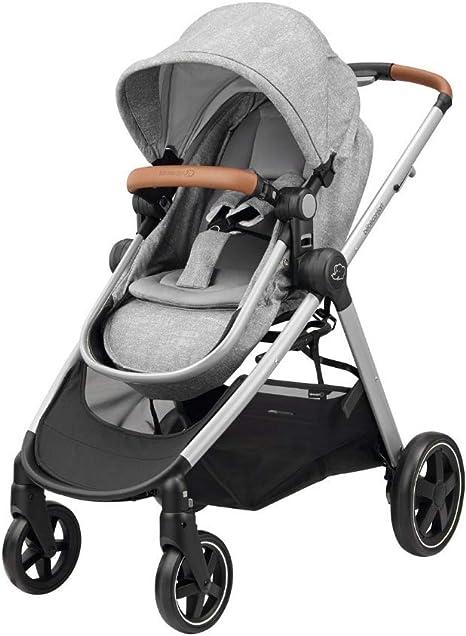 Bébé Confort ZELIA Nomad Grey - Cochecito de nacimiento hasta ...