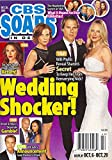 Gina Tognoni, Joshua Morrow and Sharon Case (Young and the Restless) * Brandon Beemer * John Wesley Shipp * October 20, 2014 CBS Soaps In Depth Magazine