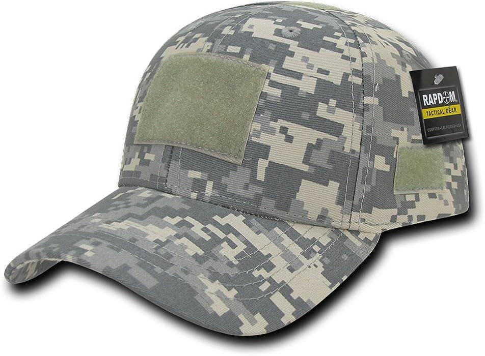 c861cd93040a1 Amazon.com  Rapid Dominance RAPDOM Low Crown Tactical Caps Operator ...