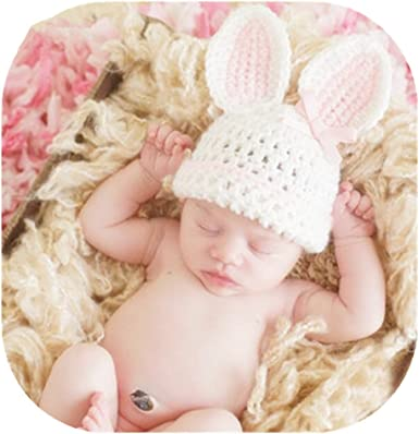 Lovely Knit Photography Props Baby Costume Outfits Newborn Baby Photo Props
