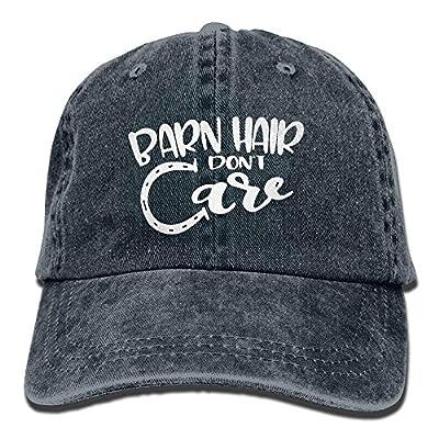 jacson Baseball Jeans Cap Barn Hair Don't Care Men Snapback Casquettes Adjustable Dad Hat