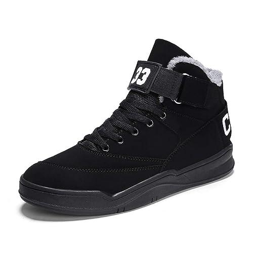 detailing f3736 83e46 FZUU Art und Weiseherbst Winter Teens Hohe Hilfe Hip Hop Mann Straßen Tanz  Beiläufige Schuh Gezeiten Schuhe Sneaker