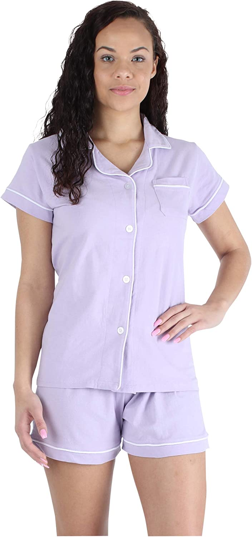 Planet Sleep Ladies Girls cotton Pyjama Top Cami Top S M L XL NEW