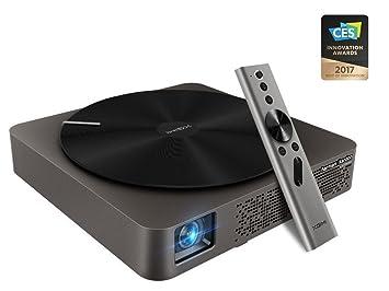 Xgimi official Z4 Aurora *Screenless TV * Centro de entretenimiento del futuro LED proyector Home Cinema 3D con Harman / Kardon personalizado estereo, ...