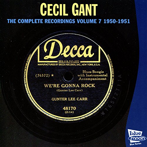 """Résultat de recherche d'images pour """"CECIL GANT we re gonna rock"""""""