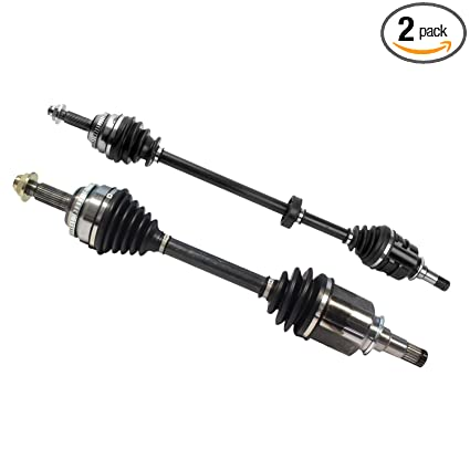 Amazon com: CV Joint Axle Assembly Front LH RH Pair Set of 2