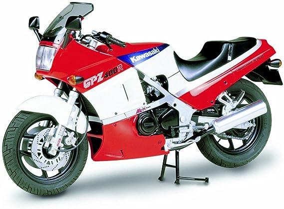 Tamiya 300014045 1 12 Kawasaki Gpz400r Strassenversion Motorrad Spielzeug