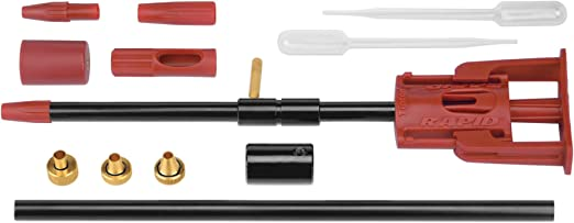 Amazon.com : Tipton Rapid Deluxe Bore Guide Kit with 4 Muzzle Guides for Firearm Cleaning : Hunting Cleaning And Maintenance Products : Sports & Outdoors