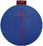 UE ROLL 2 - Altavoz Bluetooth ultraportátil (impermeable, resistente a golpes, con flotador), color azul