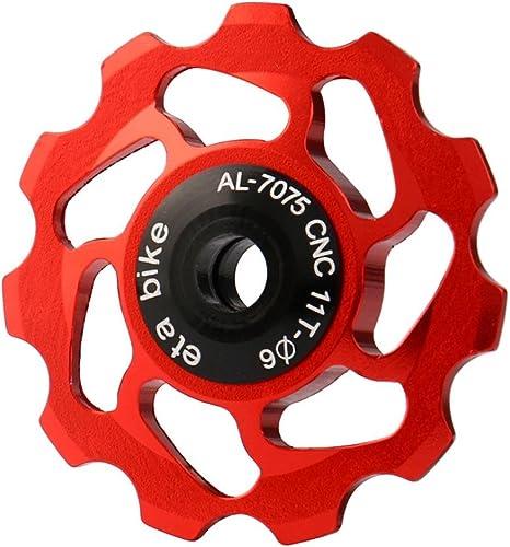 gaddrt 11T bicicleta Ciclismo bicicleta aluminio rueda Jockey ...