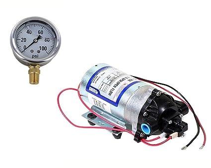 Amazon com: Shurflo 8000-543-238 Automatic-Demand 12V