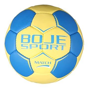 Boje Sport - Balón de y entrenamiento de balonmano Match Hombre ...