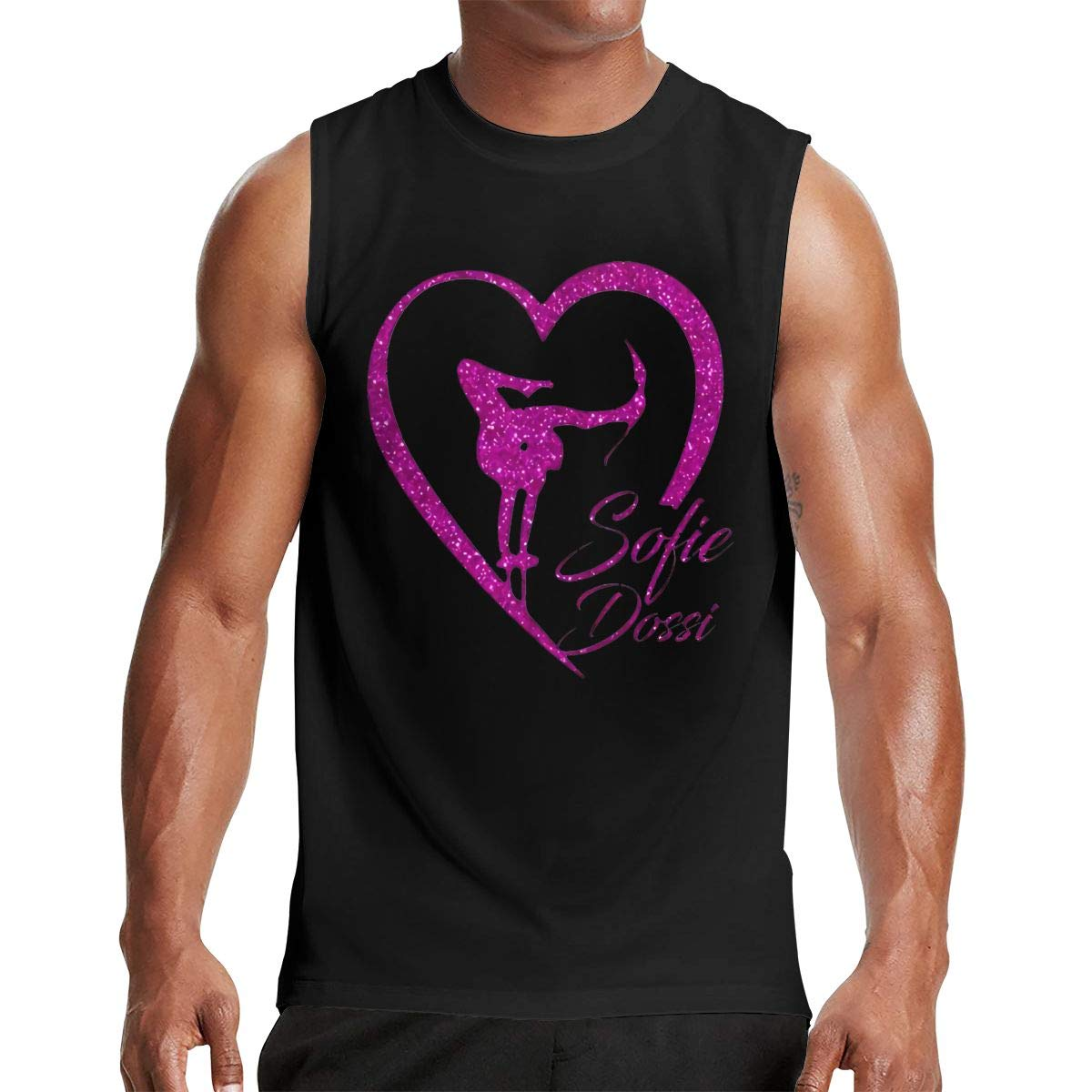 Thomlarryca Sofie Dossi Family 68 S Gym Muscle T Shirt Classic Athletic Sleeveless T S