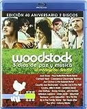 Woodstock (Edición Limitada - 40 Aniversario) [Blu-ray]