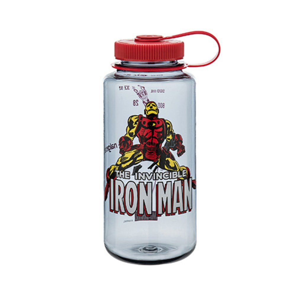 Ironman Nalgene 32-Ounce Wide Mouth