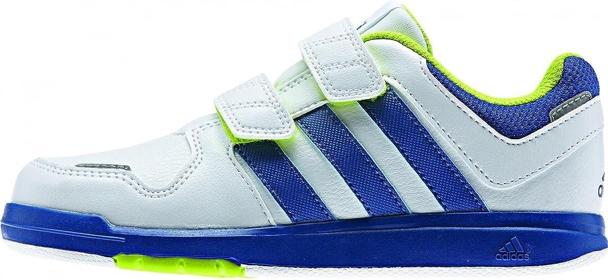 Adidas LK Trainer 6 Junior White Synthetic 6 UK: Amazon.co.uk ...