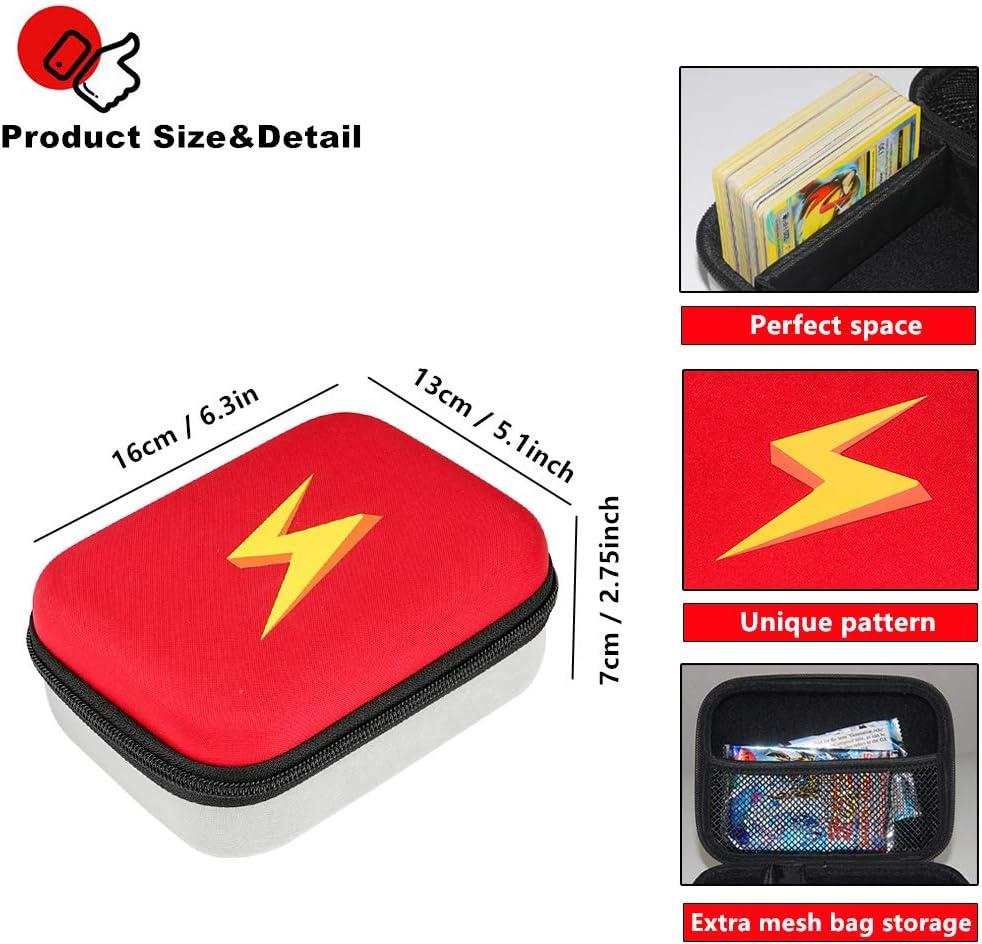 Only Case Brappo Portable Cards Case Compatible with Set Enterprises Five Crowns Card Games