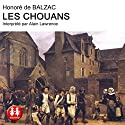 Les chouans Audiobook by Honoré de Balzac Narrated by Alain Lawrence
