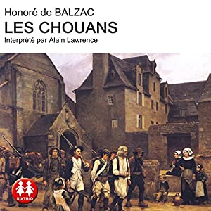 Les chouans Hörbuch