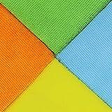 50 Pack - SimpleHouseware Microfiber Cleaning Cloth