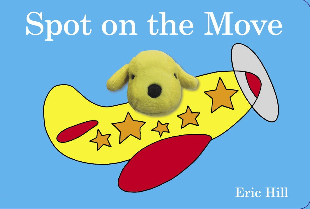 Spot on the Move ebook