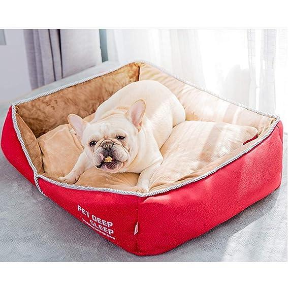 Amazon.com : XF Pet Supplies Pet Nest Detachable Dog Mat Cat ...