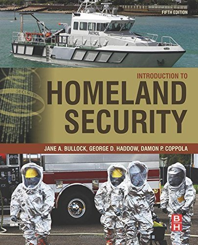 By Jane Bullock - Introduction to Homeland Security, Fifth Edition: Principles of A (5th Edition) (2015-06-27) [Paperback] pdf epub