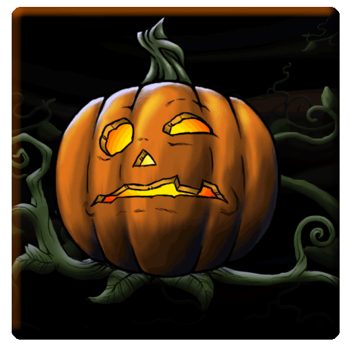Halloween Pumpkins Live Wallpaper -