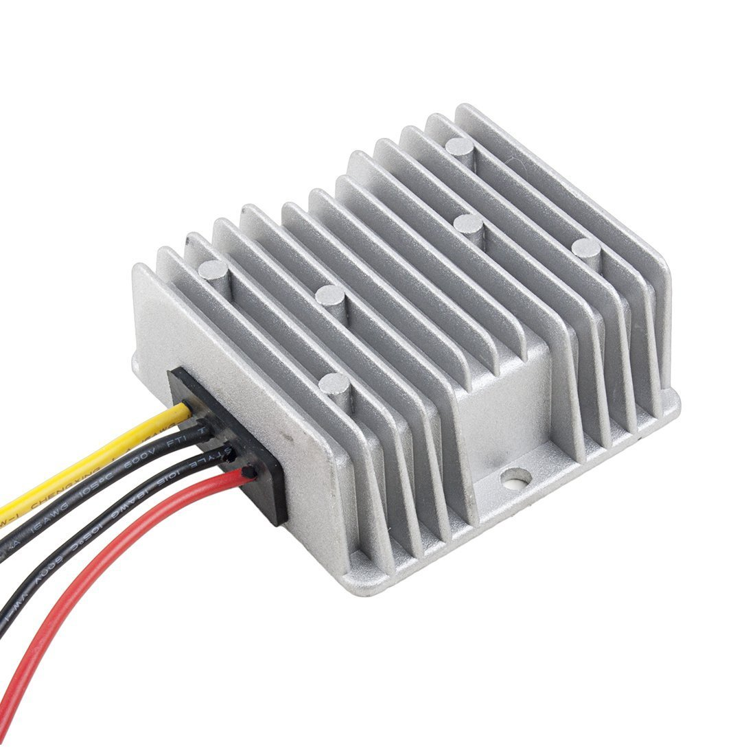 JahyShow Waterproof DC 36V (30V-50V) to DC 12V 10A 120W Car Power Supply Module Voltage Converter Regulator Electronic Transformer by JahyShow (Image #1)