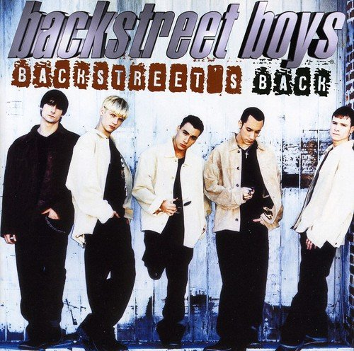 Backstreet's Back by Sony Import
