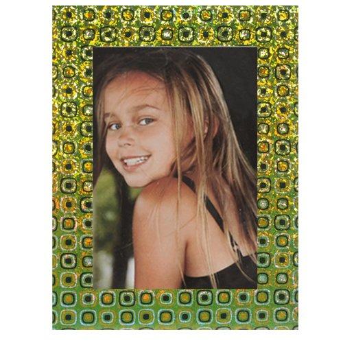 precision-design-self-adhesive-photo-frame-4x6-green-yellow-mosaic