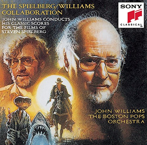 - The Spielberg/Williams Collaboration: John Williams Conducts His Classic Scores For the Films of Steven Spielberg