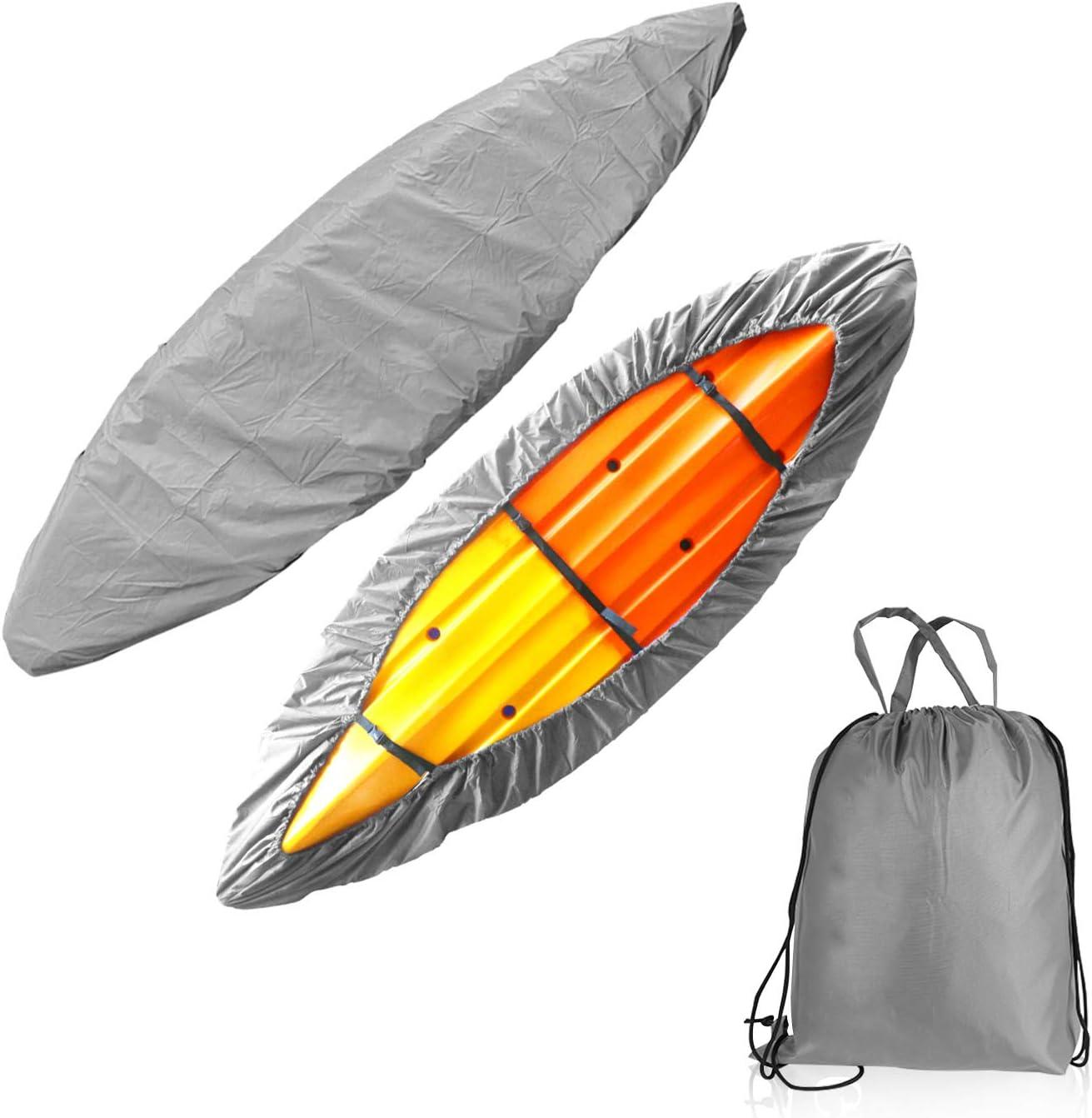 3.5MWaterproof Fishing Kayak Boat Canoe Storage Cover Bag Dust UV Sun Protection