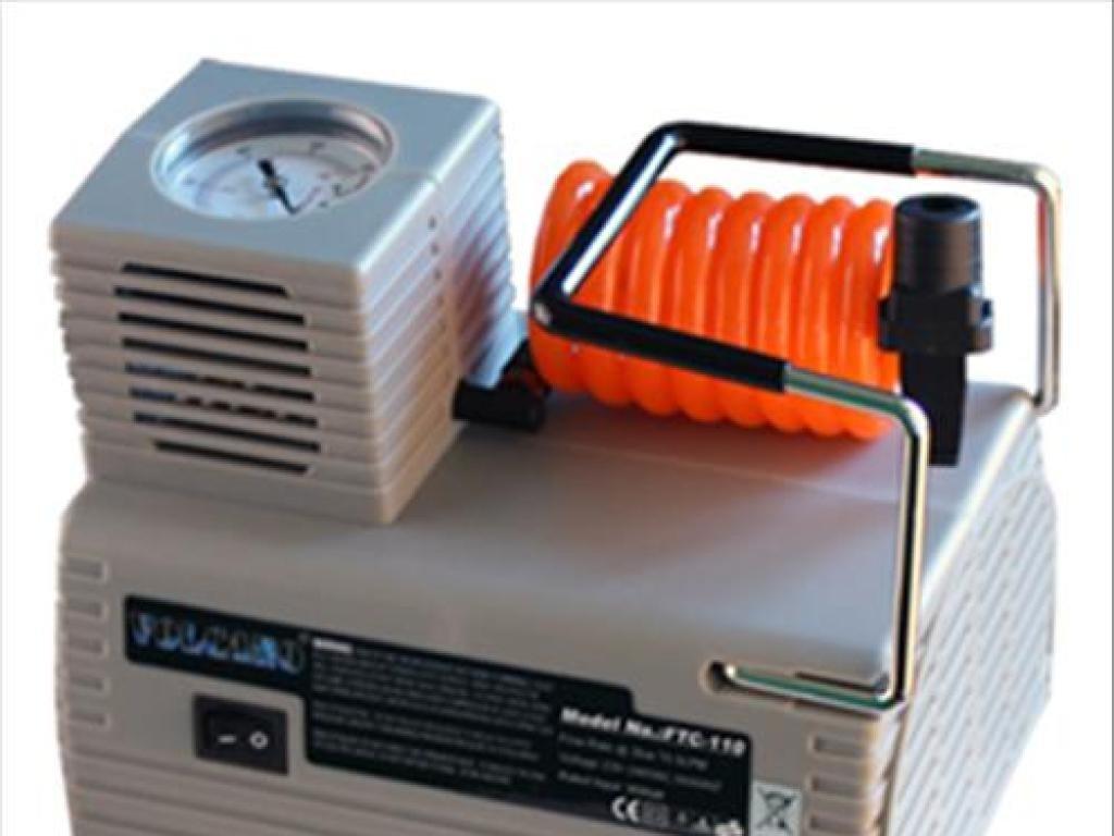 Softee Equipment COMPRESOR ELÉCTRICO DE LUXE Compresor Basic