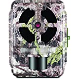 Primos Inc 12MP Proof Cam 02 HD Trail Camera with Low Glow LEDs, Ground SWAT Camo