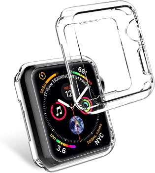 Soft Slim TPU Protective Case for 40mm Apple Watch Series 4