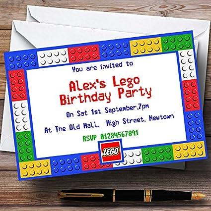 Invitaciones para fiestas infantiles con sobres, diseño de ...