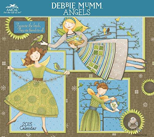 Calendars Mumm Debbie - Debbie Mumm - Angels Wall Calendar (2015)