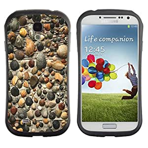 Suave TPU GEL Carcasa Funda Silicona Blando Estuche Caso de protección (para) Samsung Galaxy S4 I9500 / CECELL Phone case / / gazeta fon rakushki galka /