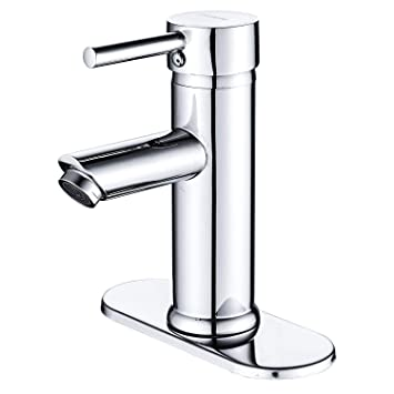 Greenspring Commercial Single Handle Bathroom Sink Faucet One Hole