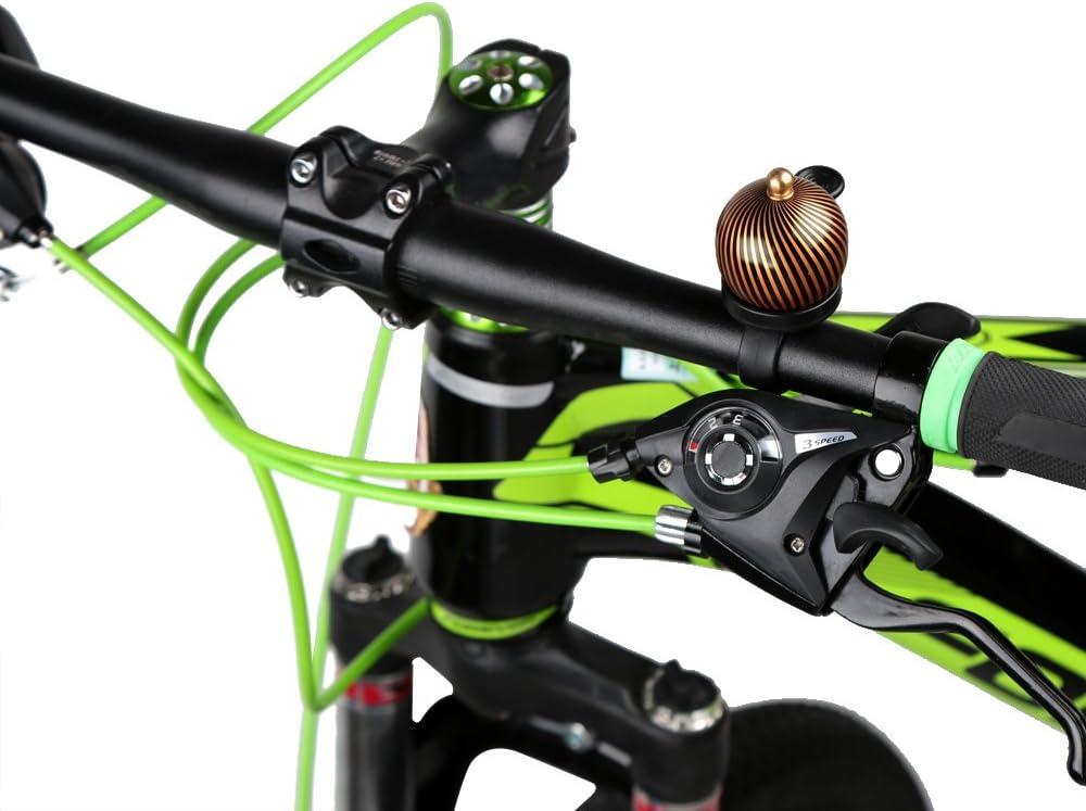 boldion (TM) nueva cool timbre para bicicleta Ciclismo Manillar ...