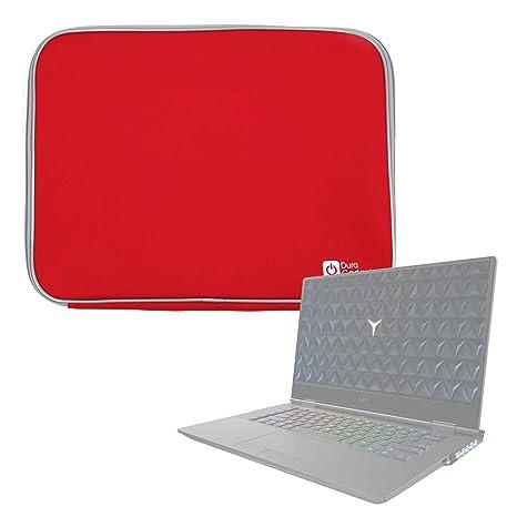 DURAGADGET Funda De Neopreno Roja para Portátil Lenovo Legion Y530, Lenovo Legion Y730 (15), Lenovo ThinkPad X1 Extreme: Amazon.es: Electrónica